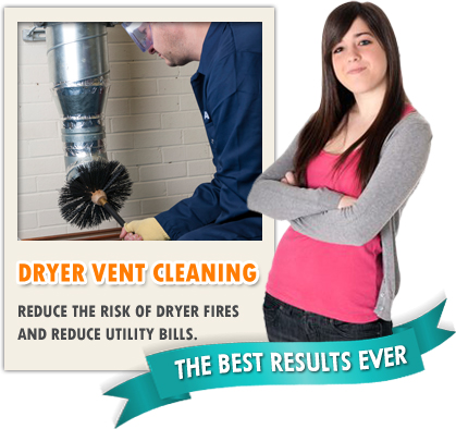 Dryer Vent Cleaning Pearland